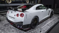 New Nissan Skyline breaks cover in Japan, hints of GT-R in the styling - Autoblog