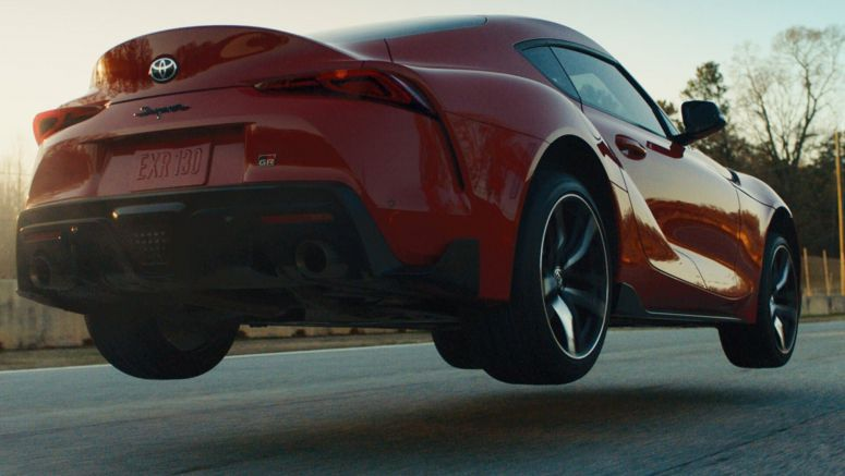 Toyota Kicks Off New Ad Campaign As 2020 GR Supra Arrives At Dealers Later This Month