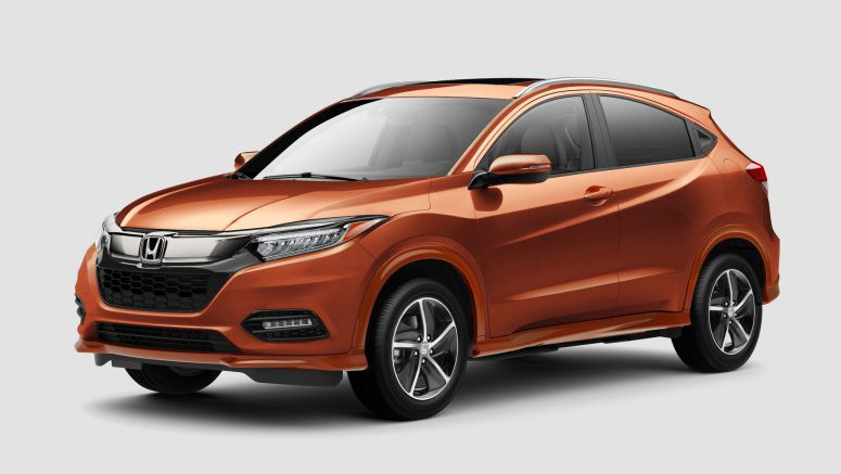 2019 Honda HR-V Review | Price, specs, features and photos - Autoblog