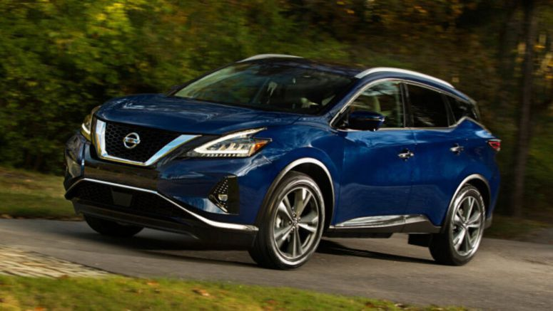 2019 Nissan Murano Drivers' Notes Review | Price, specs, features and photos - Autoblog