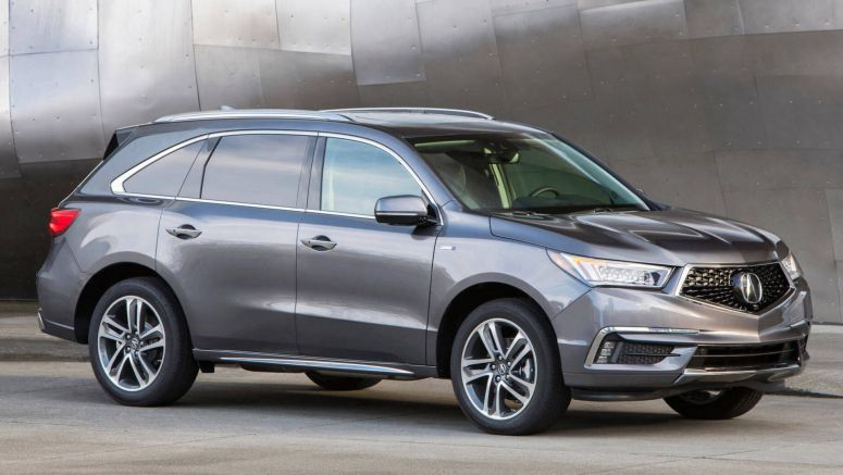 2020 Acura MDX Launches With $44,400 Starting Price, MDX Sport Hybrid From $52,900