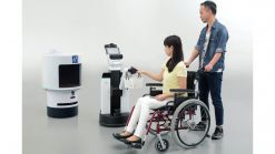 Toyota's Olympic robots offer virtual attendance and athlete assistance - Autoblog