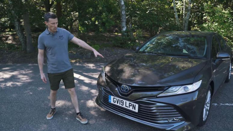 2020 Toyota Camry May Not Be Ideally Suited For Europe