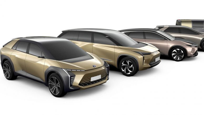 Toyota To Co-Develop EV Batteries With China's CATL