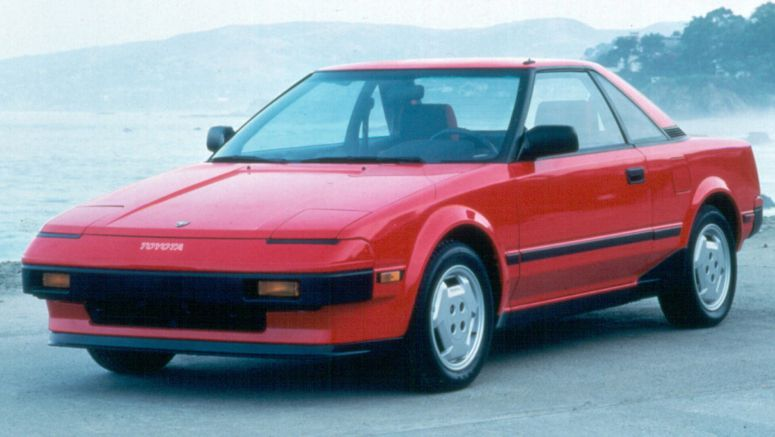 Toyota Could Bring Back The MR2