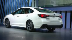 First 2020 Subaru Legacy and Outback Roll Off Indiana Factory's Production Line