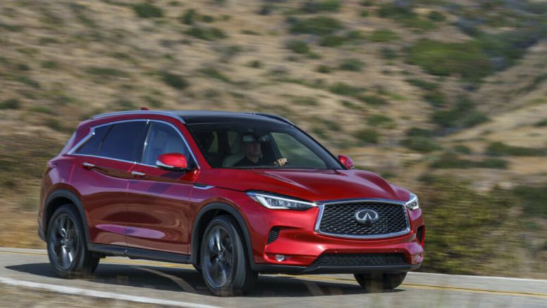 2019 Infiniti QX50 Essential Review | Features, Specs and More - Autoblog