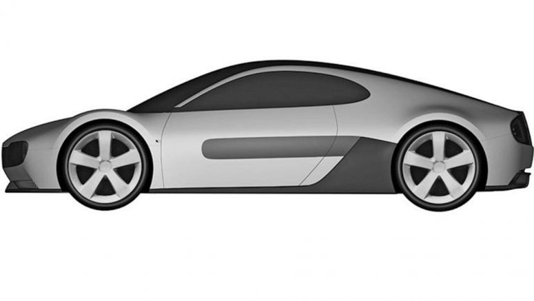 Do These Patent Images Show A New Electric Honda Sports Car?