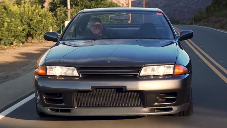 Driving A Nissan Skyline GT-R R32 In The U.S. Is The Mark Of A True Petrolhead