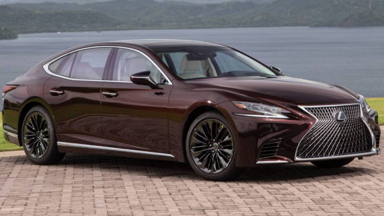 2020 LS Is First Lexus Sedan To Get The Inspiration Series Treatment
