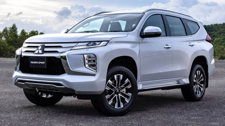 2020 Mitsubishi Pajero Sport Debuts In Thailand With Updated Design, New Tech