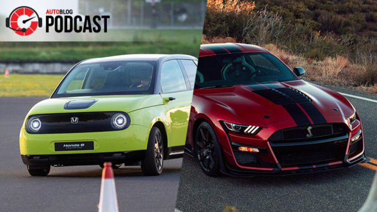 Autoblog Podcast #587: BMW X5, Nissan Murano, Honda E, Ford Mustang Shelby GT500 and a hybrid cruise ship - Autoblog