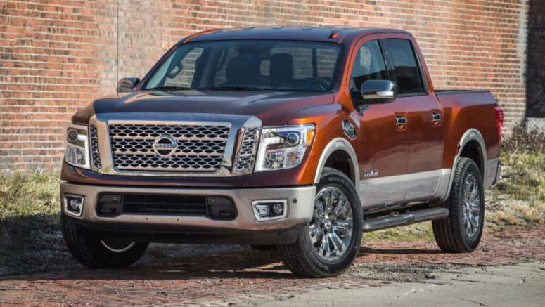 Nissan recalls 91,000 Titan pickups with faulty alternator harnesses - Autoblog