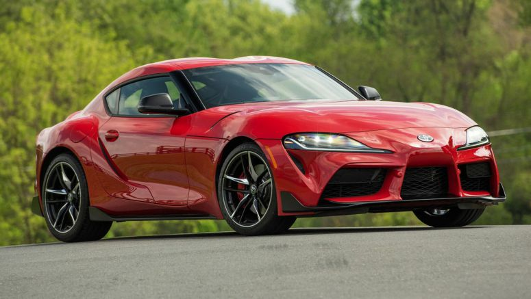 BMW M Boss Says Never Say Never To M3-Powered Toyota Supra