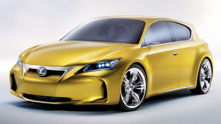 Lexus EV Concept Reportedly Coming To The Tokyo Motor Show