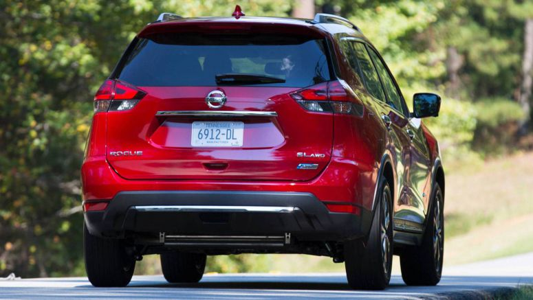 2020 Nissan Rogue Hybrid Axed From The U.S. Over Poor Sales