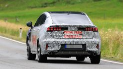 Lynk & Co 05 Loses Some Camo While Conducting Testing In The Alps