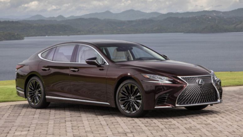 Lexus LS 500 Inspiration Series model brings even more luxury - Autoblog