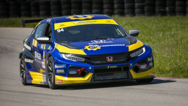 Honda Civic Type R TCR | Race car review - Autoblog