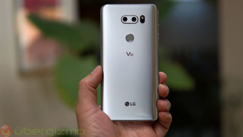 International Android 9 Pie Release Underway For LG V30