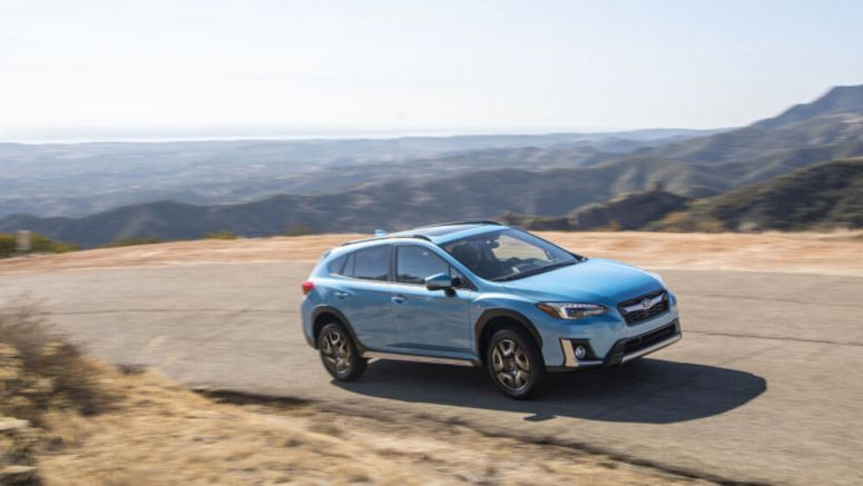 2019 Subaru Crosstrek a 'Top Safety Pick +' - Autoblog