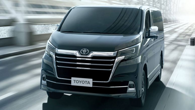 Toyota Granvia Getting Ready To Launch In Australia In Q4