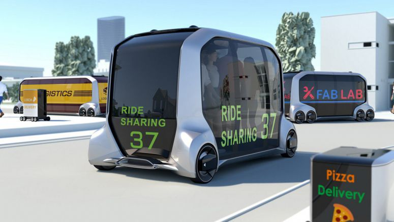 Mazda, Subaru, Suzuki And Others Join Toyota's Self-Driving Venture