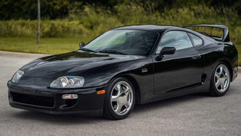 A 1997 Toyota Supra With 69k Miles Just Sold For $176,000