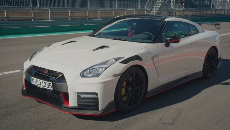 The 2020 Nissan GT-R Nismo Might Be Old, But It's Choke Full Off Character And Speed