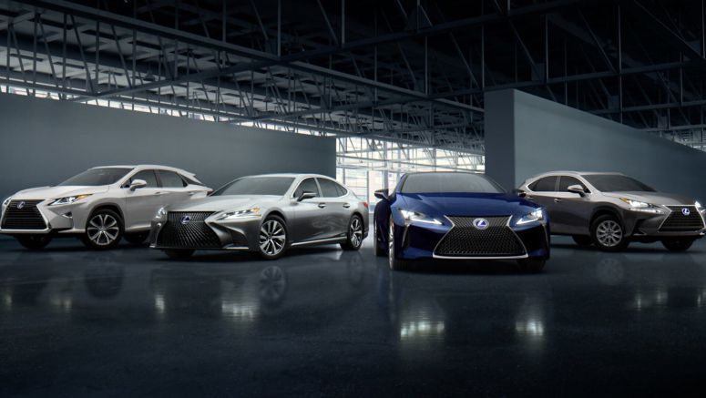 The Most Satisfying Automotive Brand In America Is Lexus