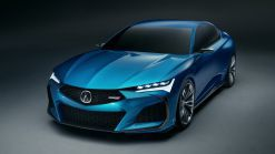 Acura Type S Concept previews the next-gen high performance TLX Type S