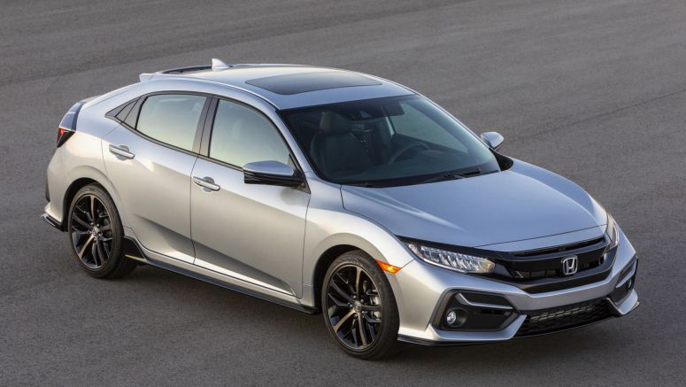 2020 Honda Civic Hatch Gains Updated Styling And The Latest Tech