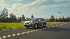 2020 Subaru Forester Arrives This Fall With New Driver Assistance Technology