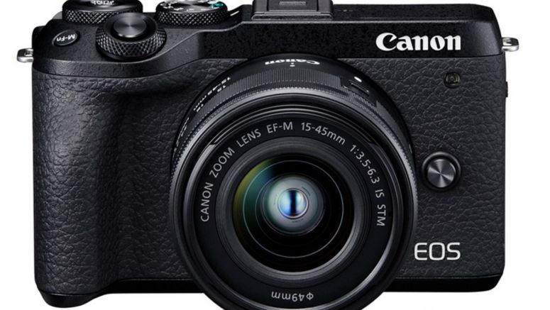 Canon EOS M6 Mark II Digital Camera Officially Announced