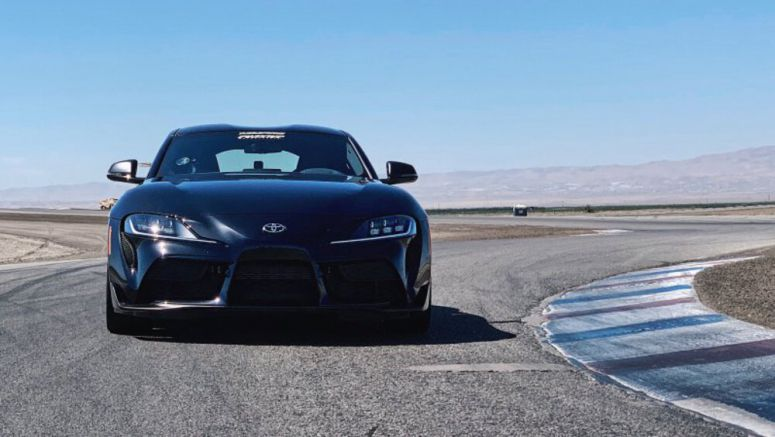 2020 Toyota Supra clocks official lap time at Buttonwillow: It's fast