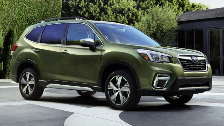 2020 Subaru Forester adds rear seat reminder, slightly higher prices