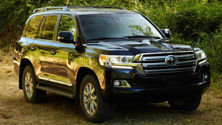 Toyota Land Cruiser To Be Dropped In US After 2022?