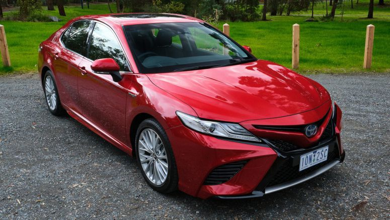 Driven: 2019 Toyota Camry Hybrid Is Worthy Of A Lexus Badge