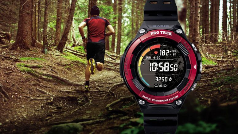 Casio Announces New PRO TREK WSD-F21HR Smartwatch