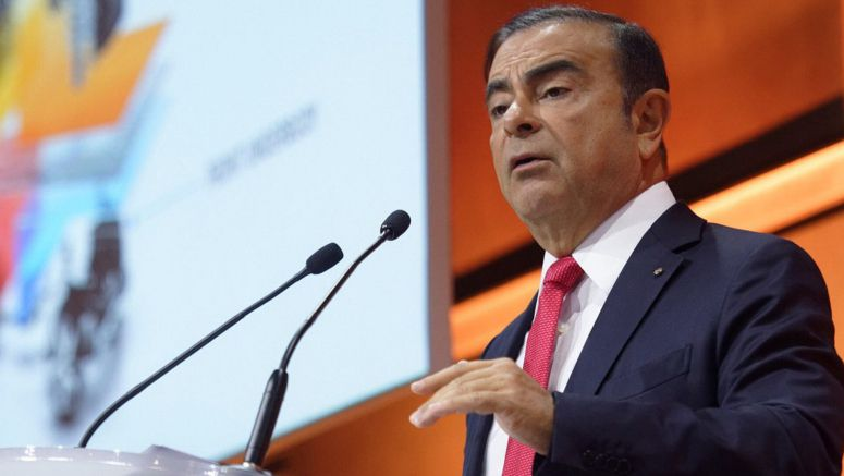 Carlos Ghosn Allegedly Ran A Tech Fund With Money From Nissan Partner
