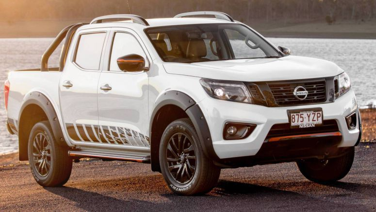 2020 Nissan Navara N-Trek Is Australia's New Range-Topping Special Edition