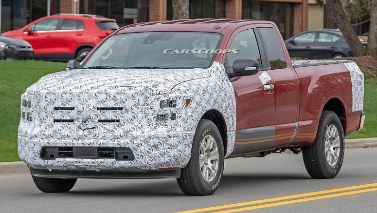 2020 Nissan Titan XD Will Lose Its Diesel Engine