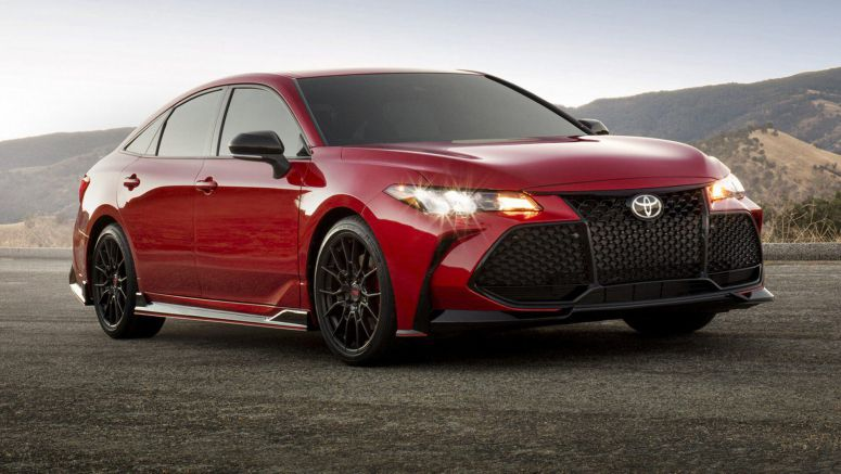 2020 Toyota Avalon TRD Pricing Is Out And It Isn't A Bad Deal