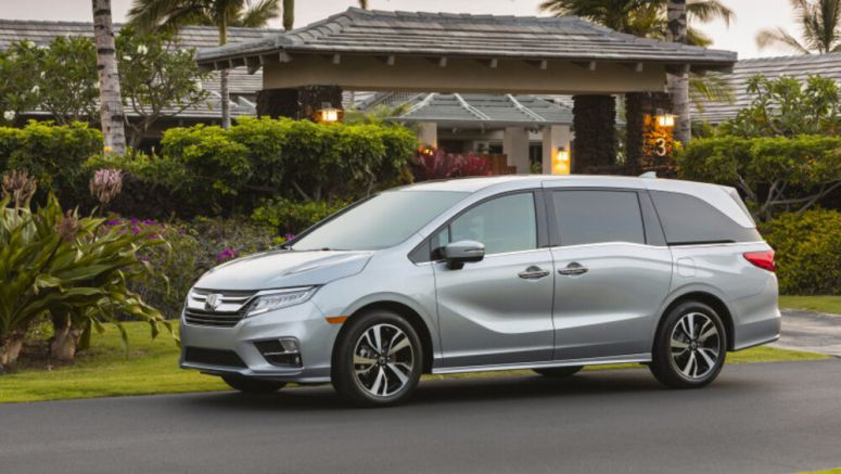 2020 Honda Odyssey adds 25th Anniversary package, ditches 9-speed