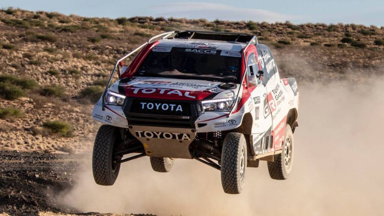 Fernando Alonso All But Confirms 2020 Dakar Rally Entry With Toyota