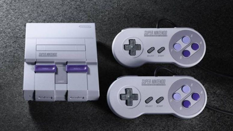 FCC Filing Hints At SNES Controller For The Nintendo Switch