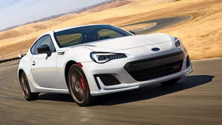 2020 Subaru BRZ tS brings the tS name back, loses the huge wing