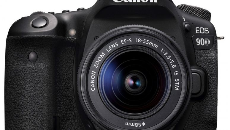 Canon EOS 90D DSLR Camera Announced