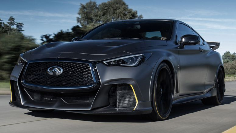 Infiniti Q60 Project Black S Production Decision Coming Later This Year