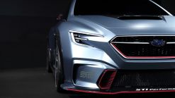 Next-generation Subaru WRX STI getting new engine, platform, styling
